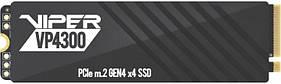 SSD 1TB Patriot VP4300 M. 2 2280 PCIe 4.0 x4 3D TLC (VP4300-1TBM28H)