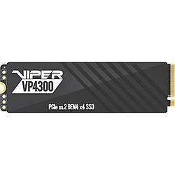 SSD 2TB Patriot VP4300 M. 2 2280 PCIe 4.0 x4 3D TLC (VP4300-2TBM28H)