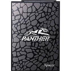 "SSD 480GB Apacer AS350 Panther 2.5"" SATAIII 3D TLC (AP480GAS350-1)"