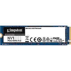 SSD 500GB M. 2 NVMe Kingston NV1 M. 2 2280 PCIe Gen3.0 x4 3D TLC (SNVS/500G)
