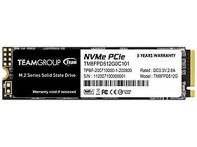 SSD 512GB Team MP33 Pro M. 2 2280 PCIe 3.0 x4 3D TLC (TM8FPD512G0C101)