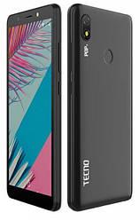 Смартфон TECNO POP 3 1/16Gb Dual SIM Sandstone Black (4895180751288)