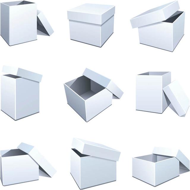 Коробки для текстиля и хендмейд