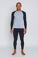 Термобелье мужское спортивное Tervel Comfortline, комплект, зональное, бесшовное, фото 1