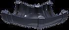 Угол универсальный 60-160°. Водосточная система ПВХ REGENAU 125 коричневая, белая, графит, фото 2