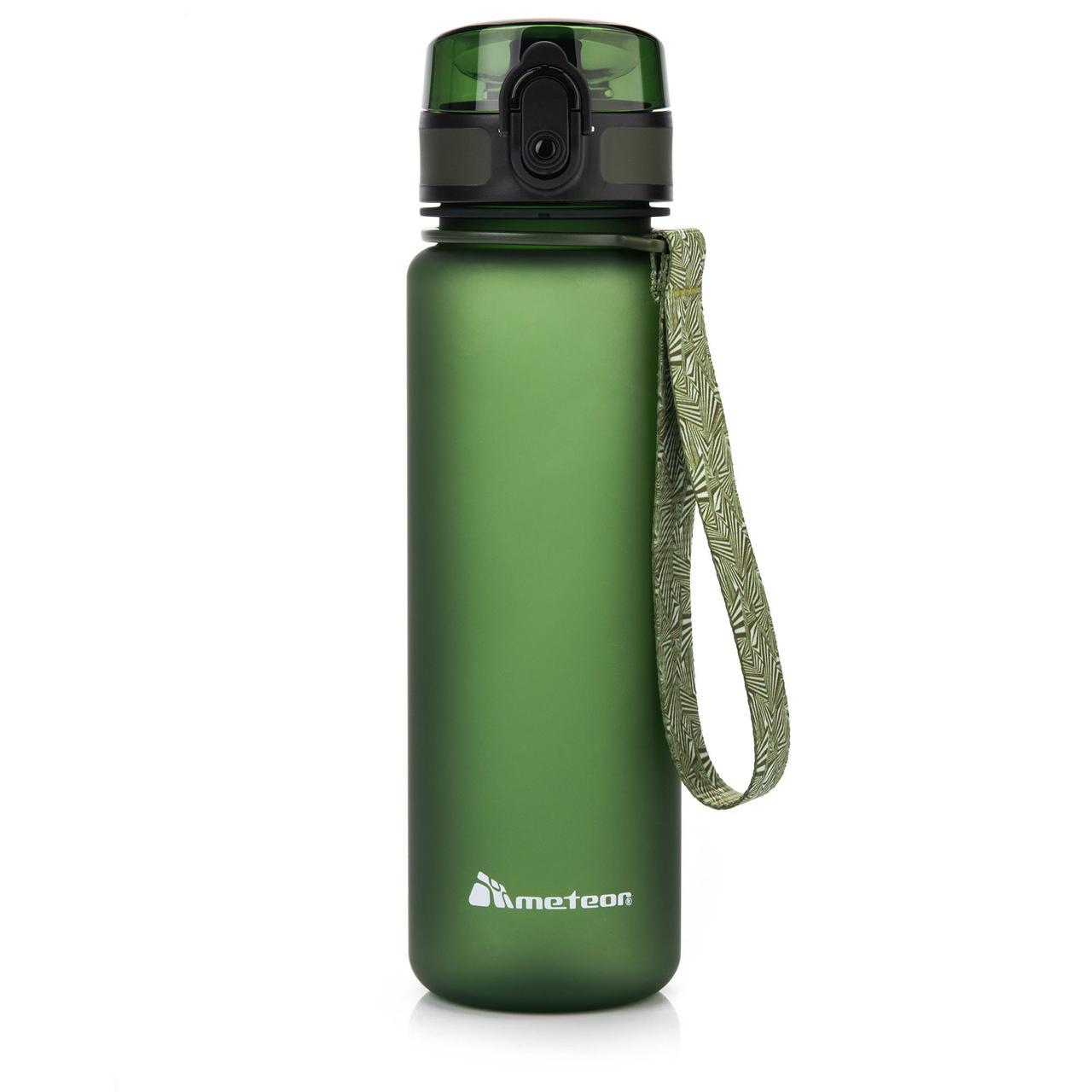 Пляшка для води спортивна Meteor (original) 0,5 L, спортивний поїльник, спортивна фляга