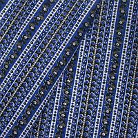 Ткань ситцевая плательная 124916 Ситец (Т-К) ПЛ. 082 95СМ (в рул. 140 м.п.)