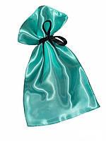 Атласна сумочка для упаковки та зберігання, подарункова упаковка.
