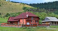 Уютный домик для отдыха в селе Речка, 5ти-комнатная (78948)