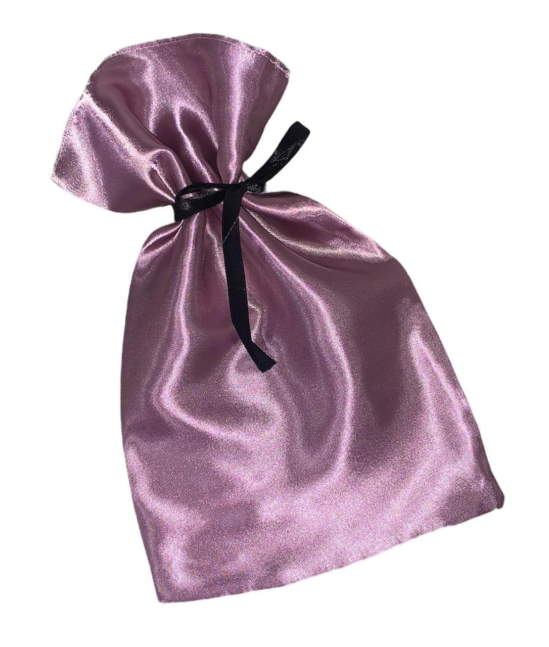Подарочная упаковка, атласный мешочек.
