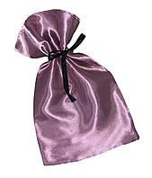 Подарункова упаковка, атласний мішечок.