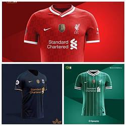 Футбольна форма 2021-2022