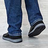 Туфли мужские спортивные (КЛС-7ч), фото 4
