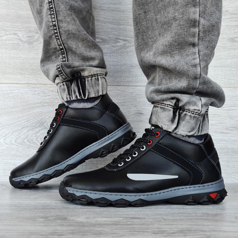 Чоловічі черевики зимові (Дт-3чсп)
