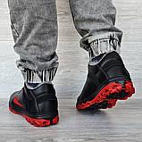 Чоловічі черевики зимові чорні (Дт-3ччп), фото 2