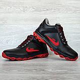 Чоловічі черевики зимові чорні (Дт-3ччп), фото 6