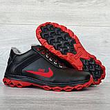 Чоловічі черевики зимові чорні (Дт-3ччп), фото 7