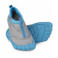 Аквашузы дитячі Spokey Reef 922574 (original) взуття для пляжу, взуття для моря, коралові тапочки, фото 1