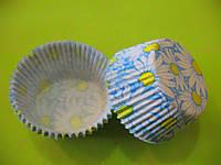 Капсулы для кексов Ромашки