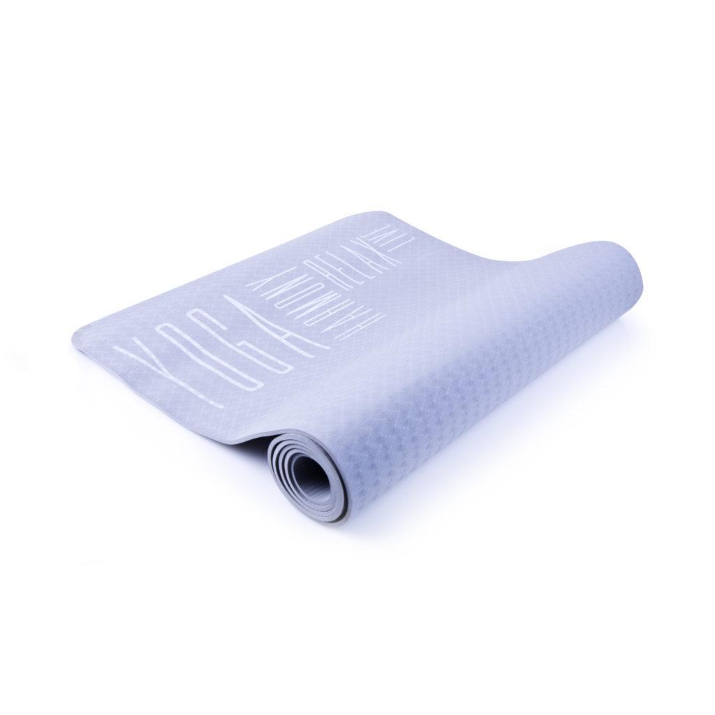 Килимок (каремат) для йоги та фітнесу Spokey HAMSA II 920920 (original), спортивний килимок, мат