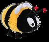 """Мягкая игрушка пчелка """"Мелисса"""""""