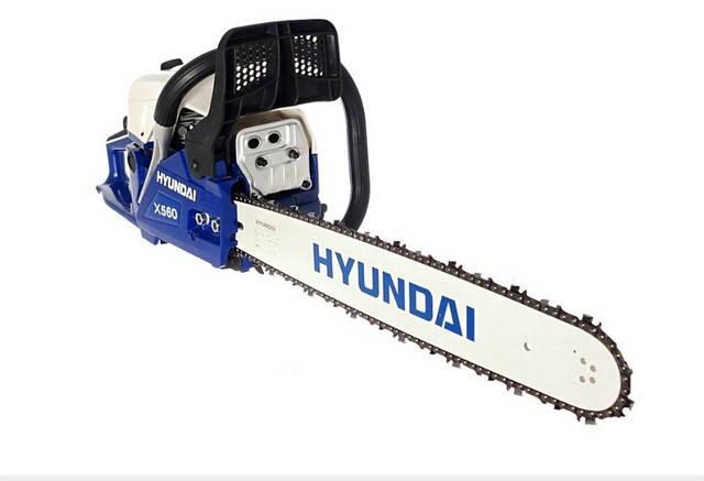 Hyundai X-560