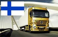 Международные перевозки грузов из/в Финляндию.