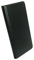 Чехол-книжка SA A115/M115 black Leather Gelius New