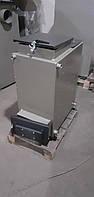 Твердотопливный котел Bizon FS-10 Eko, длительного горения, шахтного типа (Холмова), 10 кВт, верхняя загрузка