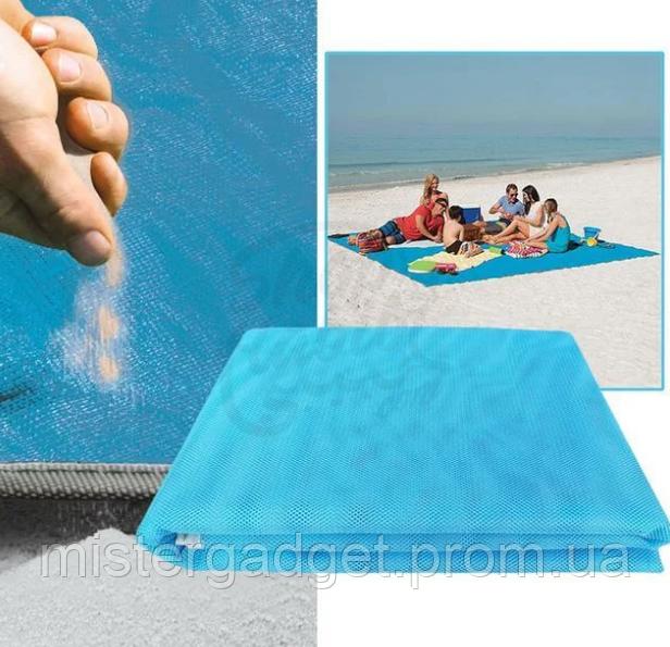 Пляжний килимок антипесок Sand-free Mat