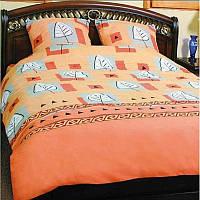 """Дешевый и модный комплект постельного белья """"Марокко"""" Premium бязь."""
