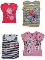 Новые модели детской футболки