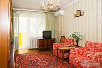 Квартира у Черного моря, 3х-комнатная (94282)