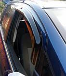 Дефлекторы окон, ветровики Opel Zafira B 2005-2011 (HIC), фото 3