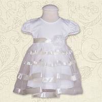 "Платье  ""Маленькая леди"", интерлок, 56, 62, 68 рр"