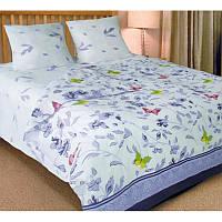 """Дешевый и натуральный комплект постельного белья """"Мириам"""" Premium бязь."""
