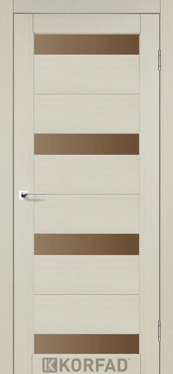 Двери Korfad PR-06 Дуб беленый BR