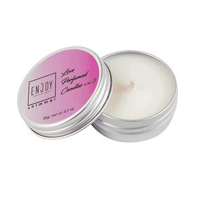 Парфюмированная массажная свечка Enjoy Shimmer №5 30 г
