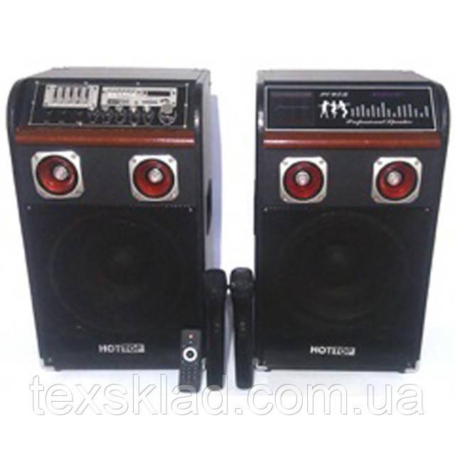 Колонки HotTop10 BIG с микрофонами
