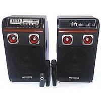 Колонки HotTop10 BIG с микрофонами, фото 1
