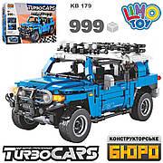 Конструктор Limo Toy Позашляховик FJ Cruser TurboCars 999 деталей KB 179