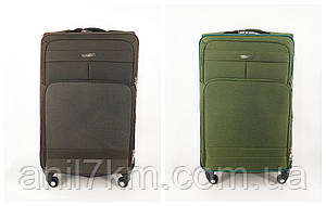 Комплект валіз 3-ка.на чотирьох колесах golden horse