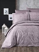 Комплект постільної білизни First Choice Satin Neva Lavender 160х220