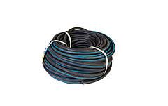 Шланг резиновый для газовой сварки ГОСПОДАР III-6-2.0 50 м (кислород) 2.0 МПа 81-8414