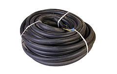Шланг напорный с нитевым каркасом ГОСПОДАР 20-ВГ-1.0 30 м (горячая вода до 100°C) 81-8422