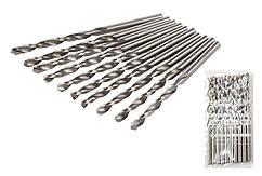 Сверло для металла MASTERTOOL Р6М5 3.0 мм белое 10-1030