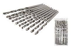 Сверло для металла MASTERTOOL Р6М5 3.5 мм белое 10-1035