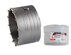 Сверло корончатое GRANITE для бетона 100 мм 12 зубцов 2-08-100