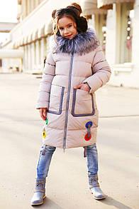 Пальто дитяче Рейні NT - крем  511