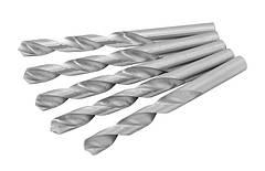 Сверло для металла GRANITE HSS 5.0 мм DIN338 белое 6-00-050
